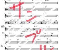 楽譜作成承ります オリジナル曲や譜面のないマニアックな曲など採譜致します。