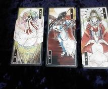 【日本神話タロット】3枚引き+アドバイスカード