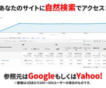 自然検索で1日400ユーザー以上をアクセスさせます 5日間1万PV以上!直帰率改善!国内IPでSPもタブレットも