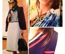 ファッションコーディネート提案します いつものアイテムをワンランク上の着こなしに!