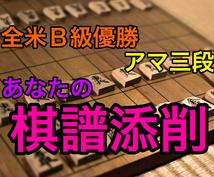 将棋アマ三段があなたの棋譜を添削します 自分の棋譜を見てもらって弱点を知りたい方にオススメ!