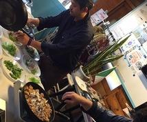 レシピアドバイザーがあなただけのレシピを作ります 飲食店を始めたい、旦那さんに美味しい料理を作ってあげたい方