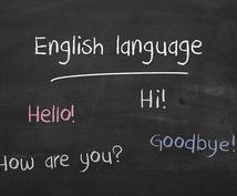オンラインで英会話のレッスンをします 発音や文法できるが、とっさの英会話に自信がない方にオススメ