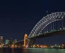 シドニー観光プラン作ります ローカルが行く場所にも興味があるあなたへ!