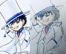 好きなアニメキャラ描きます アニメのキャラの模写ならおまかせ