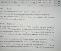 英文を丁寧かつ迅速に添削いたします 英検一級所持のスキルを活かし精一杯サポートします!