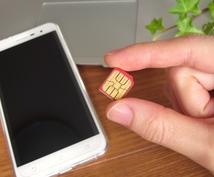 ビデオチャットで格安SIMの相談に乗ります 家族や友人、同僚など10人以上の格安SIM乗り換え実績あり