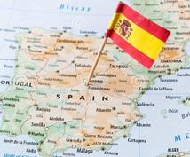 スペイン語添削、スペインへの留学サポート(語学学校・住まいの手配)いたします