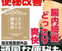 つらい便秘をしっかり改善します 限定10個 3,980円が→1,000円