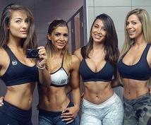 痩せたい!筋肉をつけたい!健康的な体になりたい!など、ダイエット方法や食事管理を教えます。