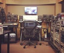 商用スタジオの高音質マスタリングで仕上げます メジャーからインディーズまで幅広いアーティストを担当してます