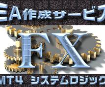 FX、ビットコイン、CFD用MT4・EA作成します あなた独自のロジックでEA作ってみませんか?