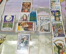 タロット占い。貴方の状況、心理状態をもとにカードとの関連性をしっかり読み込みアドバイス。
