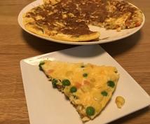 メニューご提案、レシピお教え致します 料理が少し苦手だけど手作りしたい方
