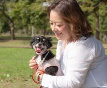 あなたの大切なペットの心の声をお届けします 元トリマー・ペット介護士の資格を持つ動物のプロにお任せ!