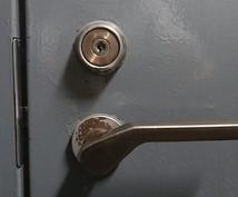 玄関錠を見せていただき防犯的に上中下の判定をします 無料診断を頼んだつもりが、数万円なんてことにならないために!