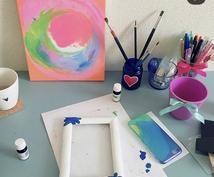 描きます #スピリチュアル#オーラ#癒し#浄化#カラーヒーリング
