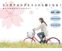 クロスバイク通勤で人生を変える!