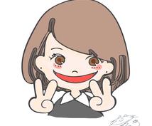 おひとり様500円〜☆似顔絵イラスト描きます SNSのアイコンや名刺などに使えちゃう☆