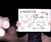新規事業のアイデア発想や最新テックなど教えます 元楽天の事業開発を約10年経験!相談内容からアイデアを提案