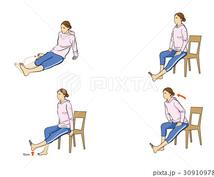 腰痛に悩んでいませんか?アドバイスします 1日の隙間時間に簡単なストレッチとトレーニング