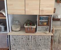 家具をホームセンターの資材を使って、DIYで安く作る提案をします