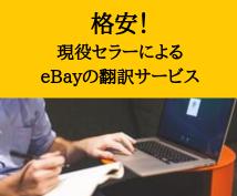 ebay専門!現役セラーがビジネス英語の翻訳します 英⇄日対応!お客様とのメールのやり取りにご活用ください