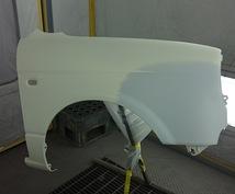 自動車板金塗装の下地塗装磨き技術相談引き受けます 塗装作業経験5年で、マツダ車メインに塗装しております。