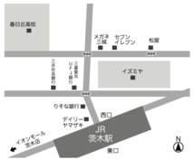 どんな場合でも地図作成します!5回まで修正します お店や会社の地図、イベント会場などの案内図に最適!