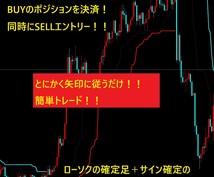 サイン+損切ライン自動表示インジケーターとなります 取引は損切を粘るのではなく、利益を伸ばす方向に粘ろう!!