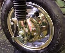 バイクの磨き方アドバイスいたします!車両評価をあげましょう!