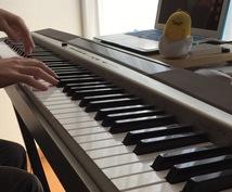 アレンジも可!あなただけのBGM、作ります リピーター多数、優しいピアノの音色は負けません!
