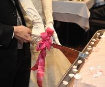 【結婚式準備】写真映えするウエディングケーキ選びをお手伝いします!