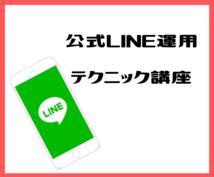 """LINE公式アカウント運用の""""テクニック""""教えます 登録者300名超&毎日配信の情報発信者のテクニックを集約"""