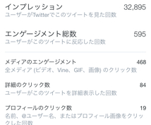 Twitterで結果の出る宣伝,拡散します 今だけ限定価格!!出品1ヶ月でカテゴリー内トップ10入り!!