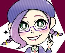 【アイコン】*+♡カラフルポップなキャラクター☆+*になってみませんか!?