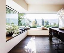 インテリア、エクステリアイメージ図作成致します 新居をお考えの方、家具やラグなど決める際に時前に検討したい方