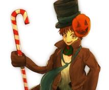 キャラクターの立ち絵を描きます ゲーム・動画制作,TRPG,SNSなどでイラストが欲しい時に