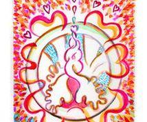 女神の波動で性バランスを整えられるよう鑑定します 第二チャクラを活性化させ自分らしく美しくなりたい方へ