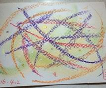 あなたを感じて絵を描きますあなたのオーラを感じながらあなたへメッセージを届けます