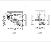 解体業者様向け仮設計画図、解体図他CAD化承ります //建築図なくてもgoogleマップ等よりトレース、図面化!