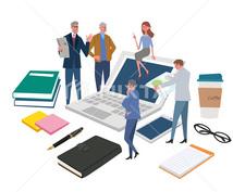 個人〜企業まであらゆるリサーチ代行致します 情報収集が苦手な方。時間がない方。