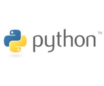 Python習得の第一歩をお手伝いします 業務経験豊富なPythonエンジニアがサポートします!