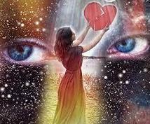 神秘眼で悩みの根本を読み解き未来を切り開きます 神秘眼による霊視で相手の行動や思い、未来を視させて頂きます