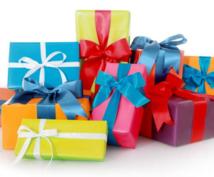 誕生日プレゼント選びます どんな誕生日プレゼントをあげればいいかこまつてるひと。