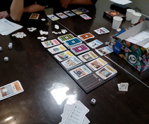 購入前にボードゲームのレビューを調べます 英語ドイツ語ポーランド語等のレビューを調べ日本語でまとめます