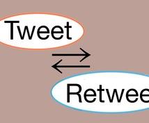 拡散•集客2日間!Twitterをサポートします 2日間であなたのTweetを拡散させます!!!