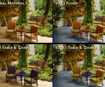 家具・家電の色調を変えた画像を提供します 考えるよりも、試してみましょう!