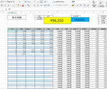 使っても壊れないExcelデータ作成お手伝いします 使い方と作り方も一緒にお伝えします!
