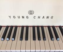 ピアノ譜、伴奏譜を作成します 教会の聖歌隊ピアニストがあなたの楽譜を作ります。